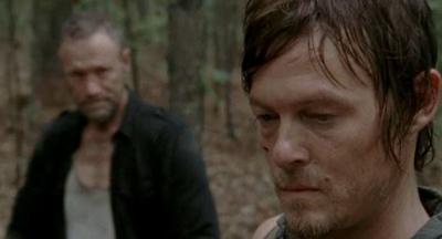 Merle and Daryl Dixon