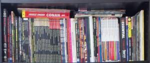 Shelf One second Shelf bookshelf-2193