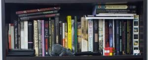 Shelf One third Shelf bookshelf-2193