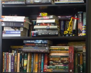 Shelf Two Middle bookshelf-2194