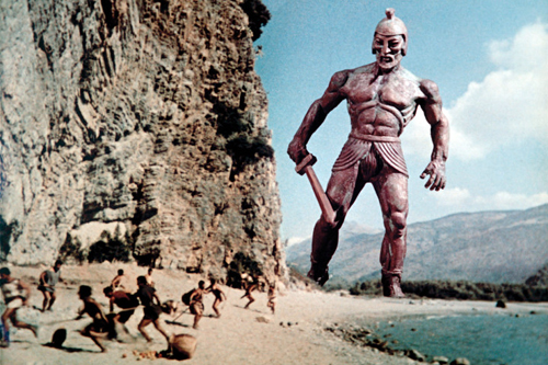 A still from Jason and the Argonauts.