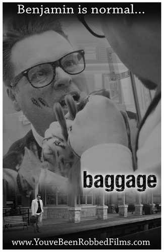 BAGGAGE poster.