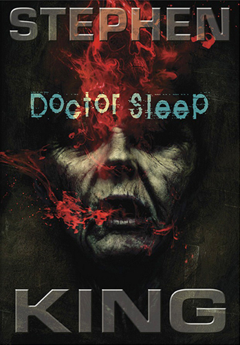 "The ""Gift Edition"" cover of Doctor Sleep, one of a few alternates."