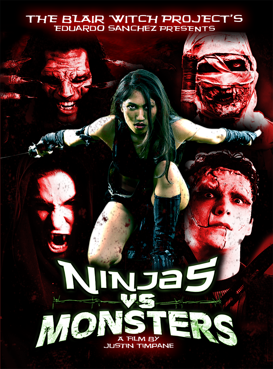 ninjas-vs-monsters-movie-review