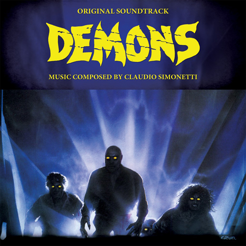 Demons Sountrack 30th Anniversary Edition Cover