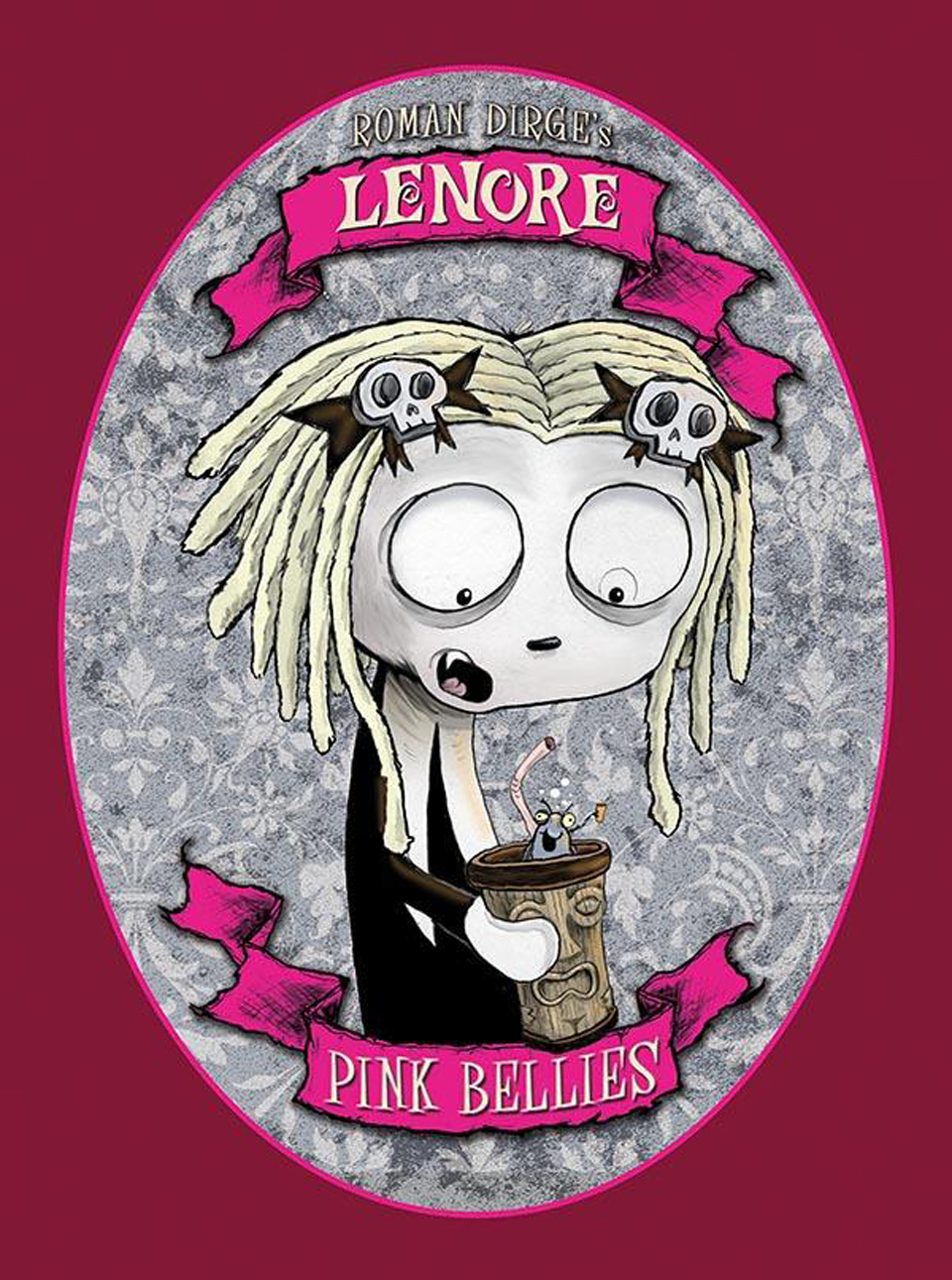 lenore-pink-bellies-poster