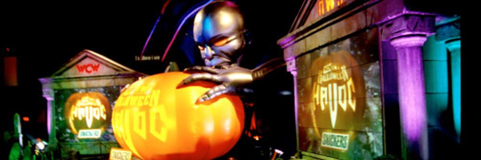 Chairshots to the Pumpkinhead: Halloween Havoc Part 2 | Ravenous ...