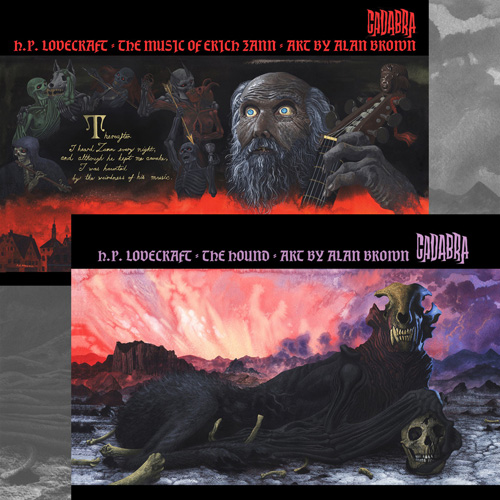 The Hound & The Music of Erich Zann