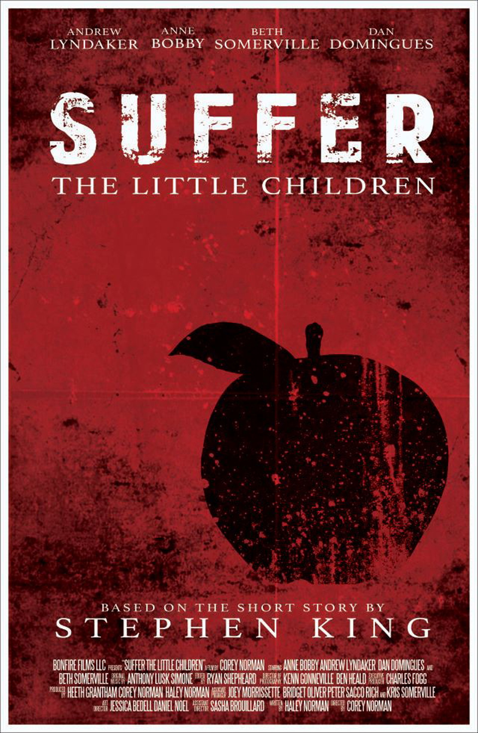 "the twisted ironies in suffer the little children by stephen king Master storyteller stephen king presents the classic ""wondrously frightening""   dear"" and ""your brother never acts like i'm dog-breath when i come to spend a."
